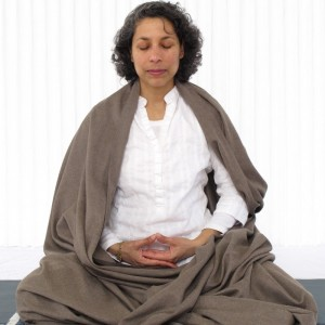 Meditation with France Brown at Tone Studio, Owen Sound