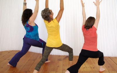 Making Yoga a Girls Night Out
