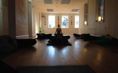 Is Restorative Yoga the Same as Yin Yoga?