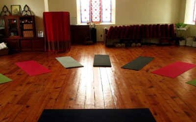 Round Robin Yoga