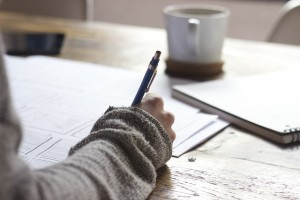 Stress Relief, Focus and Inspiration: A Workshop for Writers with Shawn