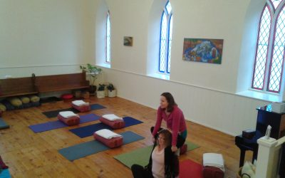 Gentle Yoga with Thai Massage Assists
