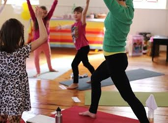 Kids Yoga (ages 4-8): Registered Series