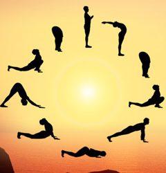 Surya Namaskar : Fun with Sun Salutations!