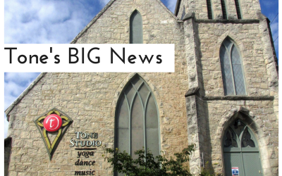 Tone's BIG News